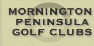 Mornington Peninsula Golf Clubs